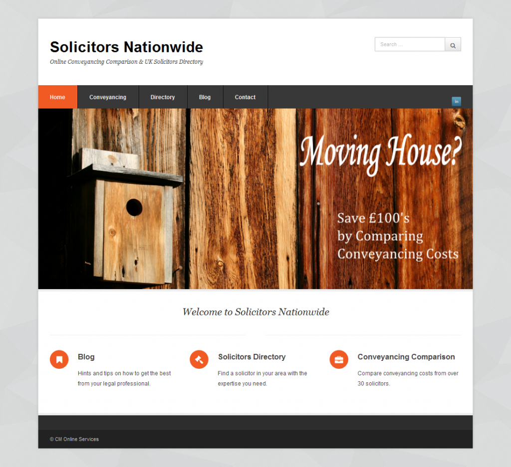 Solicitors Nationwide  Compare Online Conveyancing Costs & Find UK Solicitors