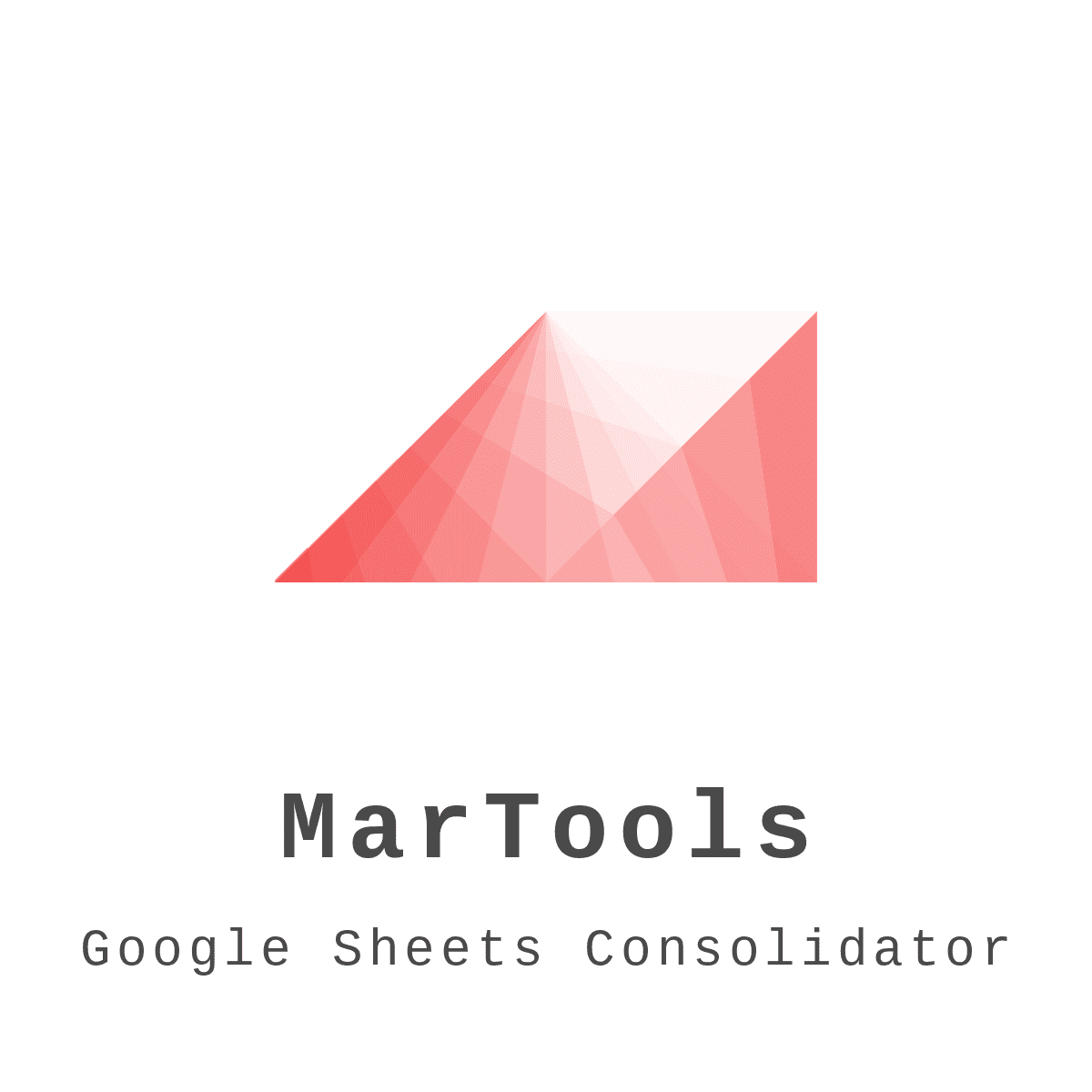 MarTools Consolidator Google Sheets Add-on